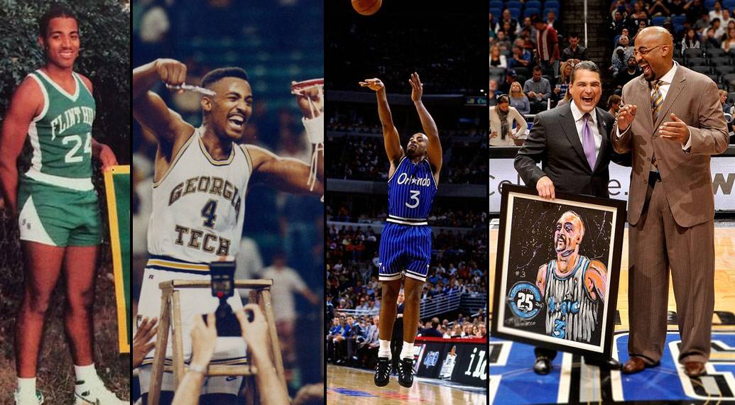 Unappreciated  Dennis Scott – One Of The Greatest Shooters Ever ... 366ec9a49