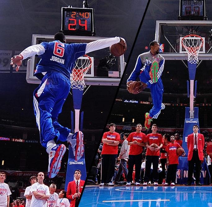 Dunk Contest 2017: Can DeAndre Jordan Win The 2017 NBA Dunk Contest
