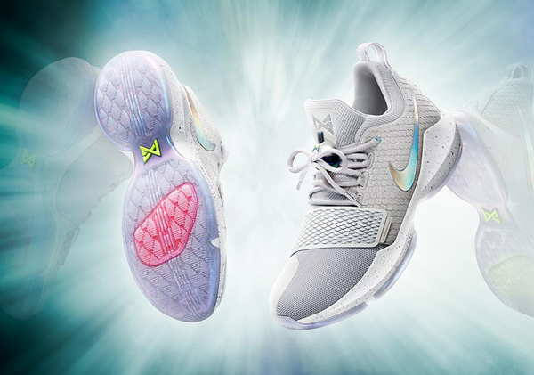 119691c5707b First Official Look at Paul George s First Signature Sneaker the ...