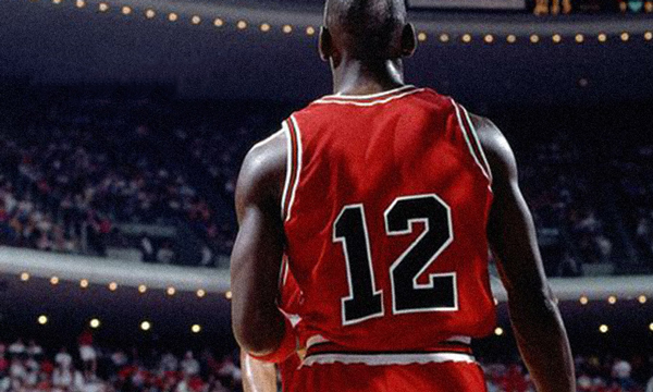 5573a3862a The Day Michael Jordan Wore  12 - Ballislife.com