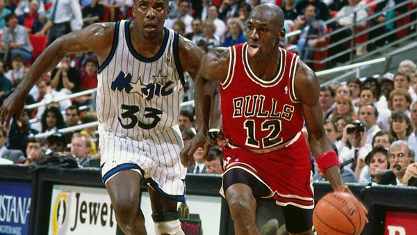 0959492c561d Why Michael Jordan Wore 12   45 (  Probably Hates Orlando ...
