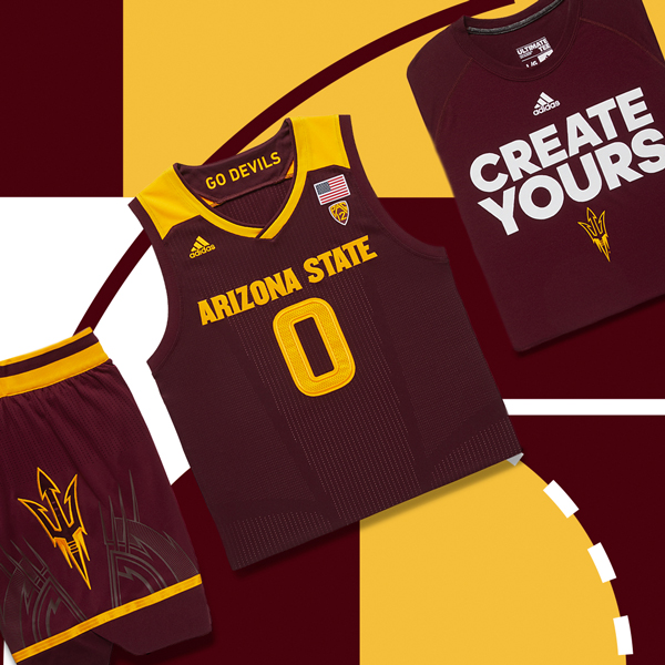 287c45d7a826 adidas Unveils School Pride Basketball Uniforms for 2017 NCAA ...