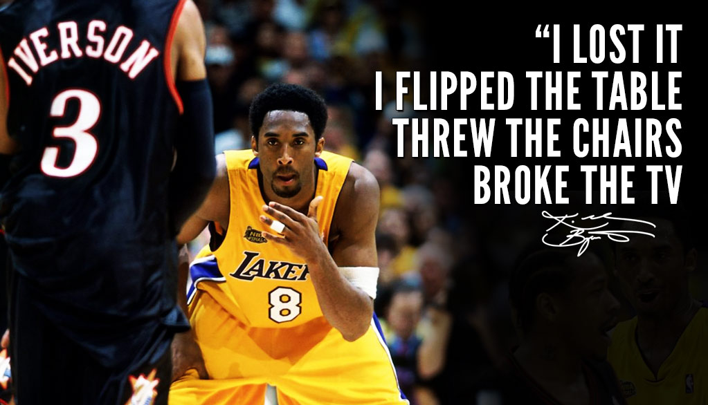 5f2c81d37e2f Kobe Bryant Was So Obsessed With Defending Iverson