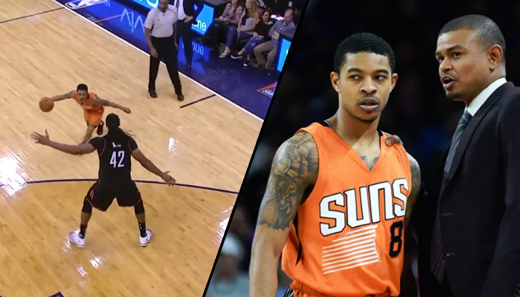 5 9 2nd Round Pick Tyler Ulis Had A Career-Night Vs The Rockets  34 ... b9d46a259