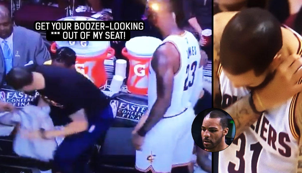 22e4d30502b8 Internet Reacts To Deron Williams  Shoe-Polish Hair Look That Carlos Boozer  Made Famous
