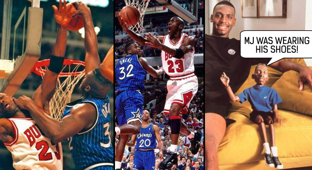 7326b949755 Remembering When Michael Jordan Lost His Last Playoff Series. It Must Have  Been The Shoes On May 18th of 1995 ...