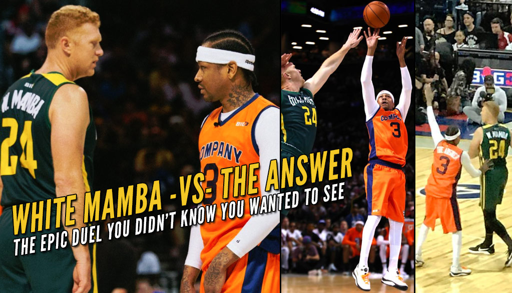 the best attitude f9a4f 27496 Best & Worst Of The BIG3 Debut Including Allen Iverson vs ...