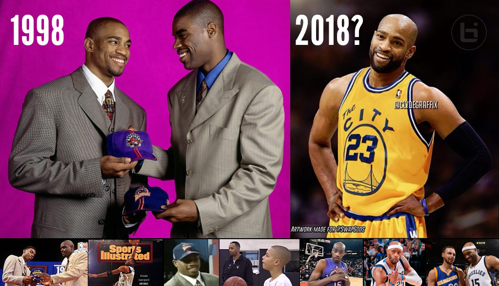 sports shoes 504c9 c91fa Why It's Destiny For Vince Carter To End His NBA Career ...
