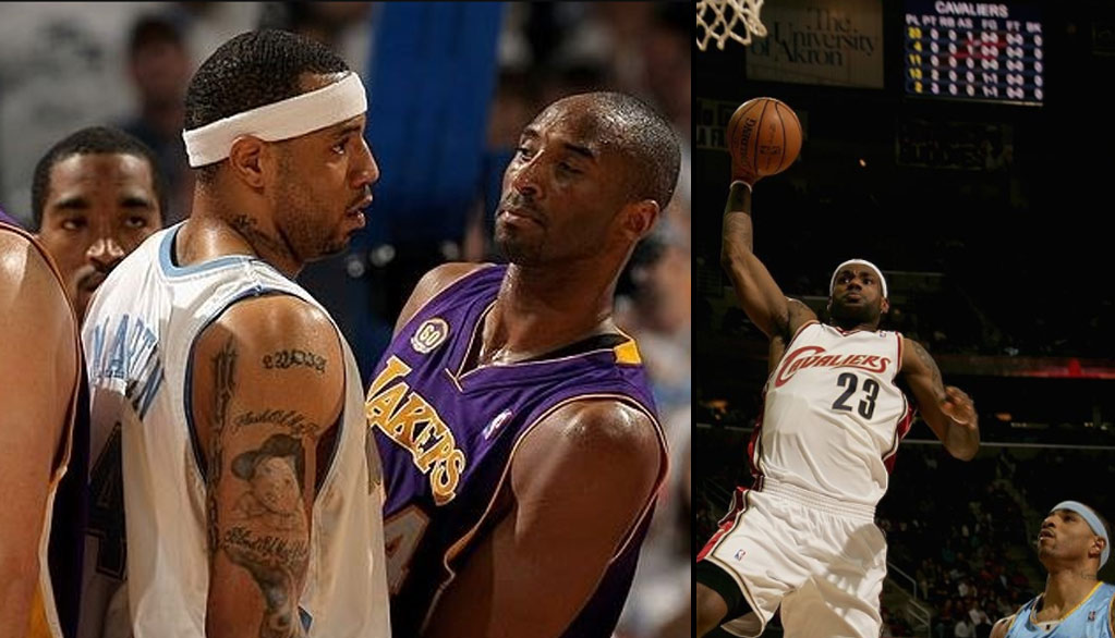 82720ae4ff2 Kenyon Martin Explains Why He s Team Kobe Instead of LeBron ...