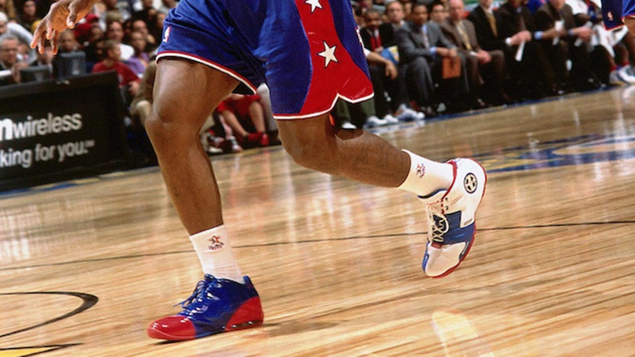 7a3fb5cee1b6 The NBA has a rich history of players deciding two feet means two ...