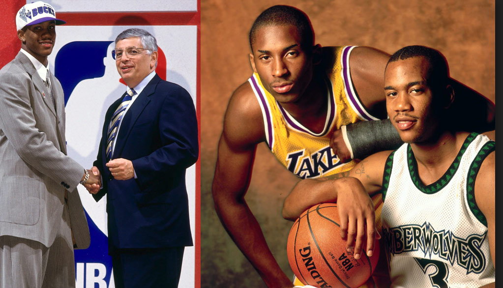 Remember When The Lakers Tried To Trade Up In The 96 Draft For Stephon  Marbury ( c7db446c1