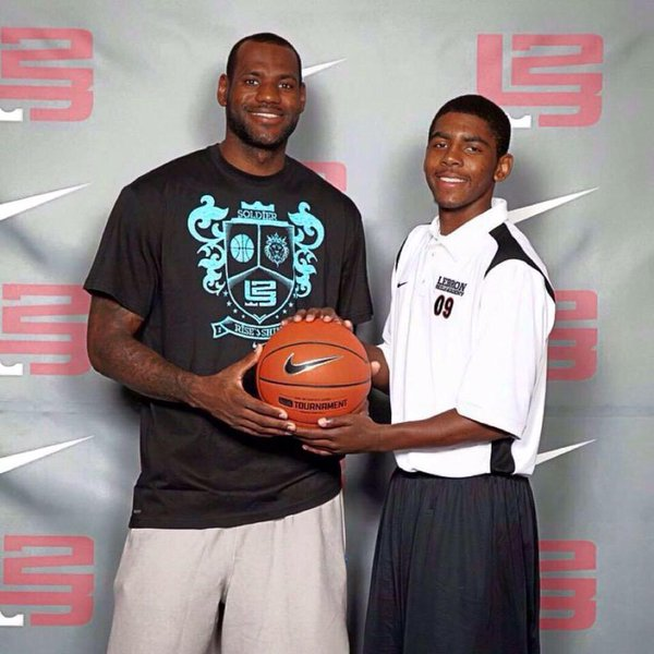 eb0acbc6b385 17-Year Old Kyrie Irving Making A Name For Himself At 2009 Elite 24 ...
