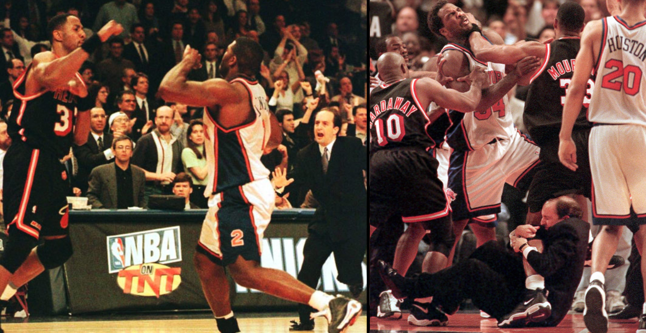 Johnson Mourning Remembering Larry Awful The vs  Alonzo