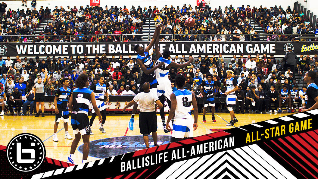 f20fae460c91 Teams Announced for 2018 Ballislife All-American Game presented by Eastbay!  - Ballislife.com