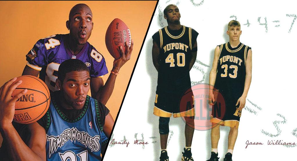 online retailer e9c24 39572 Remembering Randy Moss The Basketball Player - Ballislife.com