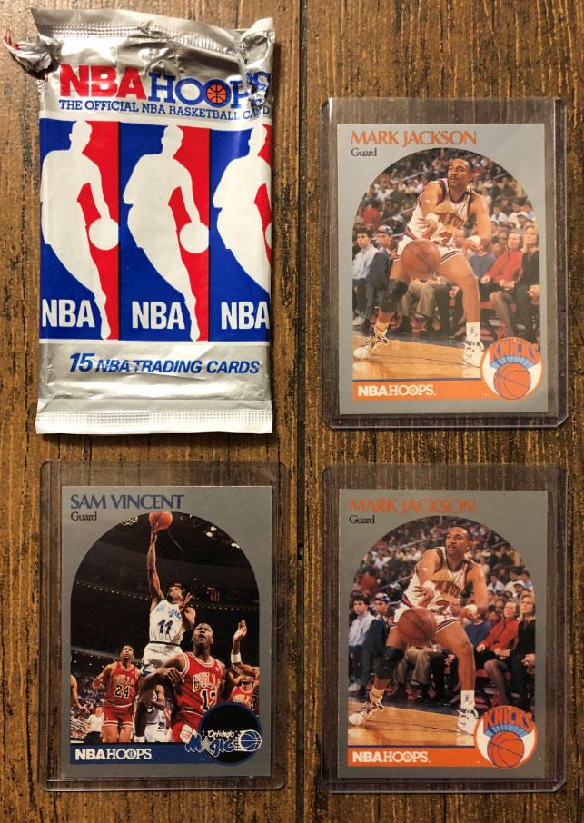 Theft Murder 1990 Hoops Cards Ballislifecom