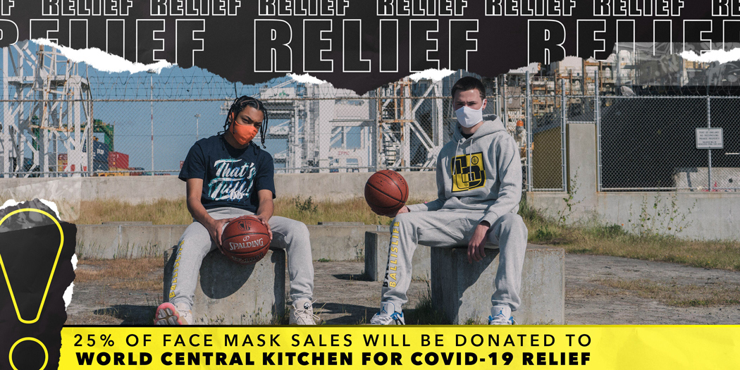 Ballislife Shop Masks