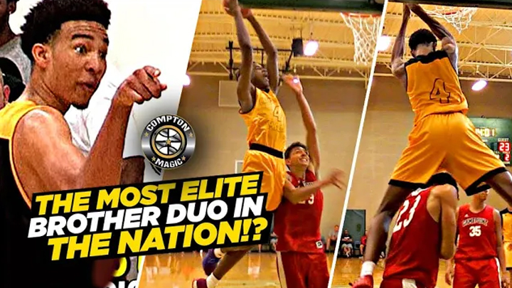 """I Went From Not Being Ranked By ESPN To #1"" The Mobley Brothers Open Up About Their Journey!!"
