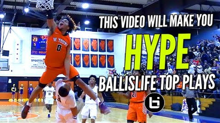 This Video Will Get You HYPE For The Season! Basketball Motivation Top Plays!